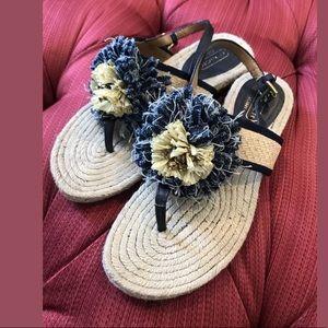 COACH 5.5 sandals shoes